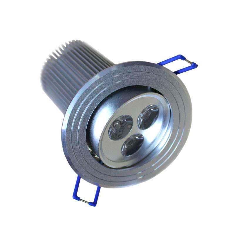 Downlight VIK LED 9W, Regulable, Blanco cálido, Regulable